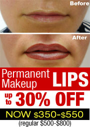 50% OFF Permanent Makeup Lips