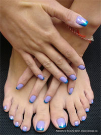 European Pedicure